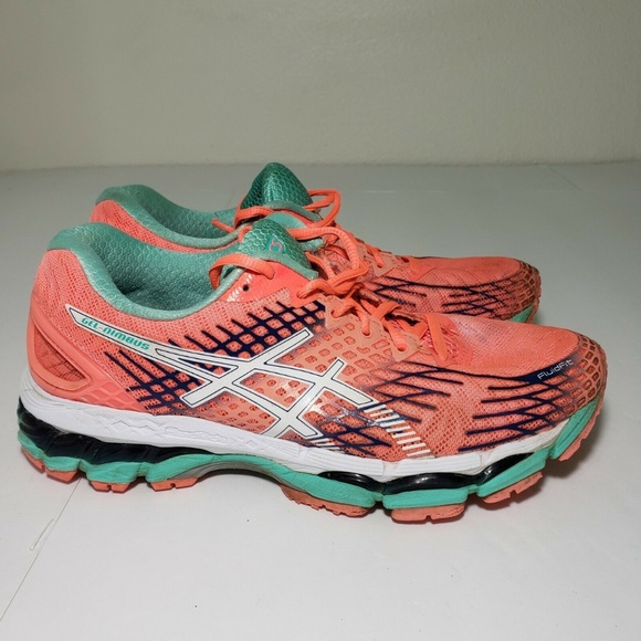 bd288a9390 Asics Shoes | T557n Gel Nimbus 17 Running Size 8 | Poshmark